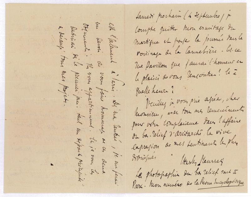 lettre a martin Strass de la philosophie: lettre préface à l'édition.