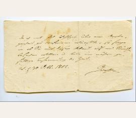 Mit der Unterschrift und Datierung dieses Briefes unten i Goth Dating kostenlos