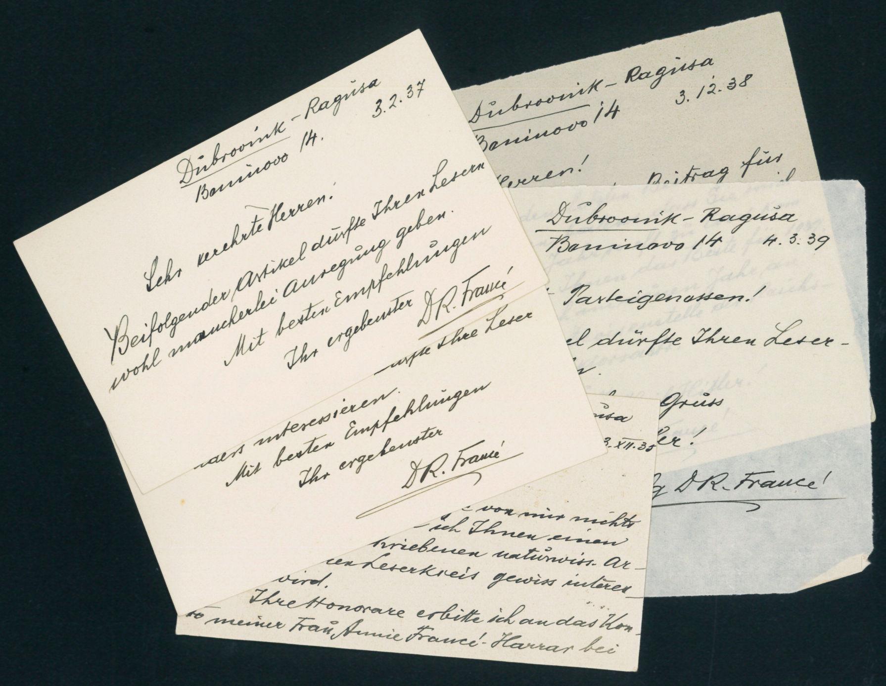 Briefe Und Postkarten 2018 : Thema anzeigen originale briefe und postkarten von raoul
