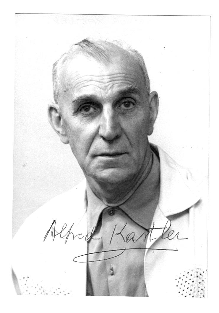 <b>Alfred Kastler</b> - 60119